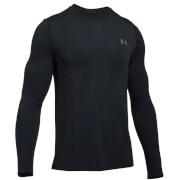Under Armour Men's Threadborne Seamless Long Sleeve Top - Black