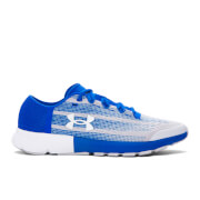 Under Armour Men's SpeedForm Velocity Running Shoes - Glacier Grey/Ultra Blue