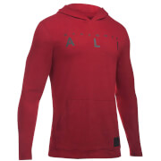 Under Armour Men's Ali Wordmark Triblend Hoody - Cardinal