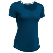 Under Armour Women's Streaker Run T-Shirt - Blackout Navy