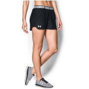 Under Armour Women's Play Up Shorts - Black