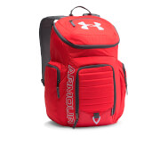 Under Armour Undeniable II Backpack - Red/Steel