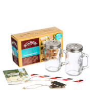 Kilner Drinking Set for Two