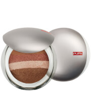 PUPA Luminys Baked All Over Illuminating Blush Powder - Golden Bronze Stripes