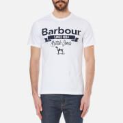 Barbour Men's Pointer T-Shirt - White