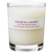 A.P.C. Candle No.6 - Encens