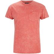 Camiseta Threadbare Eureka - Hombre - Coral