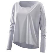 Skins Plus Women's Pixel Long Sleeve Top - Sora/Marle