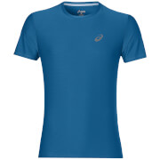 Asics Men's Run T-Shirt - Thunder Blue