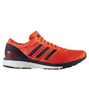 adidas Men's Boston 6 Running Shoes - Energy Red