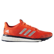 adidas Men's Response Plus Running Shoes -Energy Red