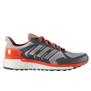 adidas Men's Supernova ST Running Shoes - Mid Grey