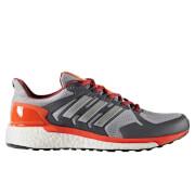 adidas Men's Supernova ST Running Shoes - Mid Grey