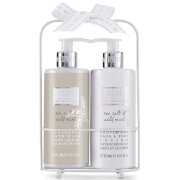 Baylis & Harding La Maison Sea Salt & Wild Mint 2 Bottle Set