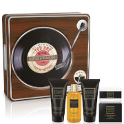 Baylis & Harding Men's Black Pepper & Ginseng Record Tin - 5 Piece Set