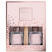Baylis & Harding Pink Prosecco & Cassis Duo Diffuser Set