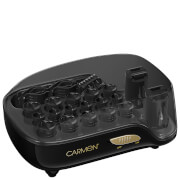 Carmen C81041 Electric Heated Hair Rollers - Black