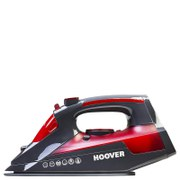 Hoover TIM2500CNO 2500W Jet Steam Iron - Black/Red