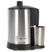 Waring WJE328U Commercial Juice Extractor - Chrome