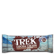Trek Cocoa Chaos Natural Energy Bar - 55g