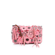 Coach Women's Wild Tea Rose Dinky Cross Body Bag - Petal