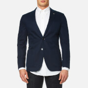 Michael Kors Men's Lino Slim Fit Blazer - Midnight