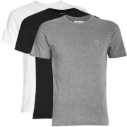 Pack de 3 camisetas Ben Sherman - Hombre - Multicolor