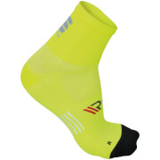 Sportful R&D Cima 8 Socks - Yellow/Black