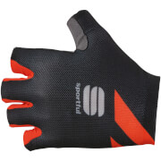 Sportful R&D Cima Gloves - Fire Red/Black