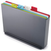 Joseph Joseph Index Chopping Board - Large - Graphite