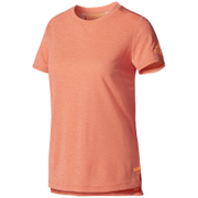 adidas Women's Core Climachill T-Shirt - Glora/Core Red