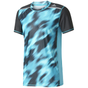 adidas Men's TechFit Climachill GFX T-Shirt - Energy Blue