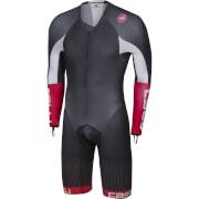 Castelli Body Paint 3.3 Speed Suit - Black/White