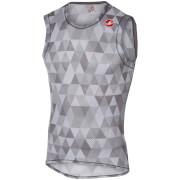 Castelli Pro Mesh Sleeveless Base Layer - Multicolour Grey