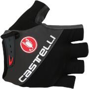 Castelli Adesivo Gloves - Black/Anthracite