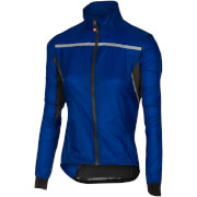Castelli Women's Superleggera Jacket - Surf Blue