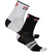 Castelli Rosso Corsa 13 Socks