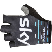 Team Sky Roubaix Gloves - Black