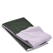 HAY Compose Bath Towel - Green