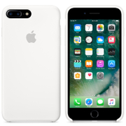 Apple iPhone 7 Plus Silicone Case - White