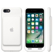 Étui Smart Battery Case iPhone 7 Apple -Blanc