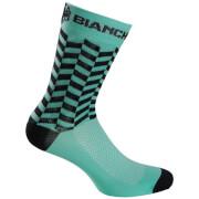 Bianchi Cesere Socks - Green/Black