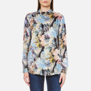 BOSS Orange Women's Eiman Shirt - Multi