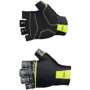 Northwave Mind Field Gloves - Black/Yellow