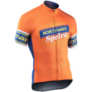 Northwave Spritz Jersey - Orange
