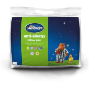 Silentnight Anti Allergy Pillow - 2 Pack