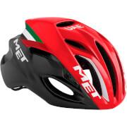 Met Rivale UAE Team Edition Road Helmet - Black/Red