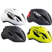 Met Strale Road Helmet - White