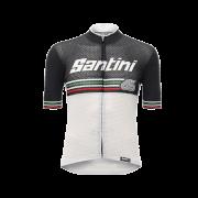Santini Beat Jersey - White