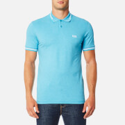 BOSS Green Men's Paul Polo Shirt - Blue